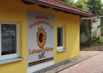 Wohngemeinschaft Lebensbrücken Heimburg